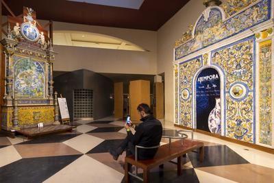 Casi medio millar de visitantes pasaron por 'aTempora Talavera' en la jornada de puertas abiertas