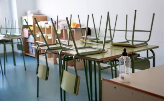 Aula vacía | Archivo | PixABAY