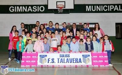 La iniciativa 'Aula Fútsal' llega a la localidad de Pepino