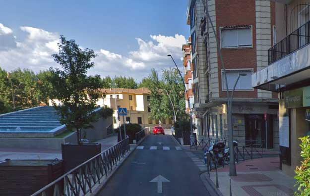 Avisan de cortes de tráfico por obras en la avenida de Toledo