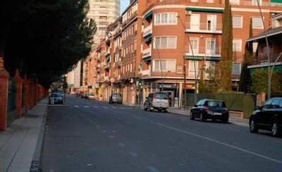 La Avenida de Extremadura sufre un apagón