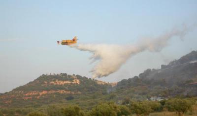 Se amplía al 31 de octubre el periodo de máxima alerta de incendios forestales