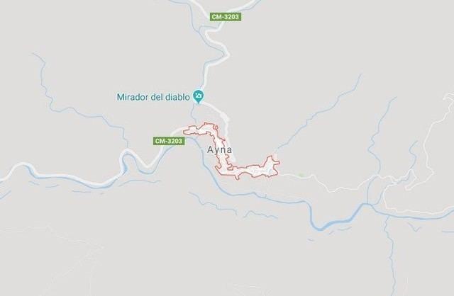 Fallece un motorista de 65 años tras chocar con un turismo