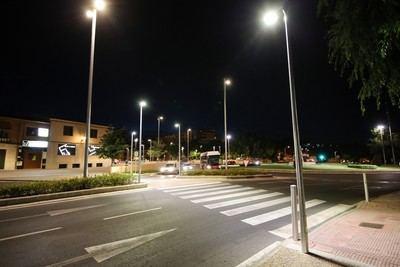 14 nuevos pasos de peatones se iluminan en Toledo