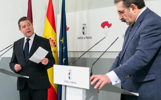 COVID-19 | Page y Fernández Sanz darán explicaciones en las Cortes