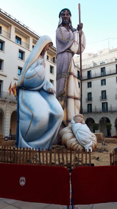 RÉCORD GUINNESS | El belén más grande del mundo está en España