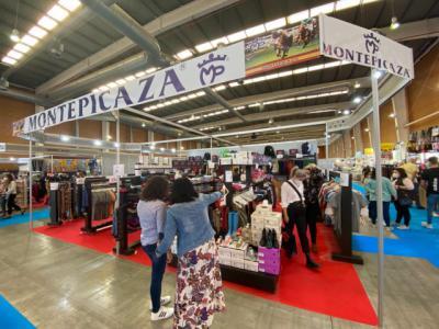 'Montepicaza', la marca de moda, está en la Feria del Stock