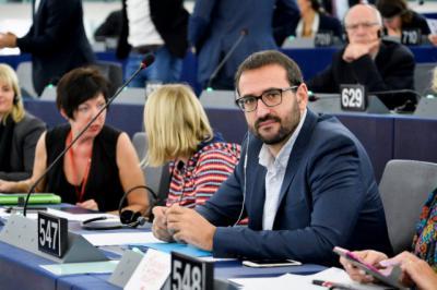 Sergio Gutiérrez pide la comparecencia de Cospedal ante el Parlamento Europeo