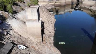 España deja sin agua a la región más pobre de Portugal:
