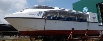 El barco que Tizón compró para Ciudad de Vascos, a la venta (Foto: ElPlural)