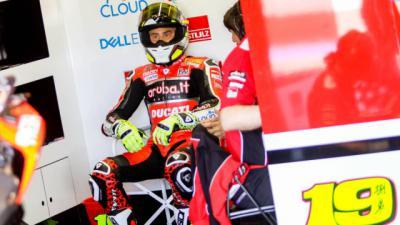 Ducati podría oficializar en Laguna Seca la renovación de Bautista