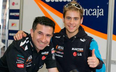 Oficial: Álvaro Bautista regresa al Aspar Team de MotoGP