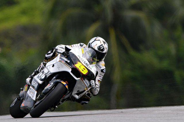 Impresionante carrerón del piloto talaverano Álvaro Bautista en Malasia