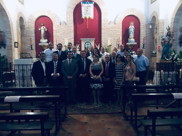 El Gobierno regional felicita a los vecinos y vecinas de Camarenilla