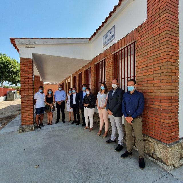TALAVERA Y COMARCA | La Junta invierte cerca de 230.000 euros en reformas en centros educativos