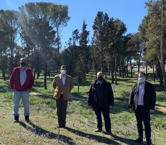 MEDIOAMBIENTE | Villaluenga de la Sagra recuperará la vegetación de más de 14 hectáreas