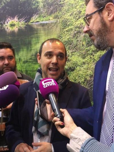 Bellido (PSOE) avisa de que el turismo se 'desplomará' en Castilla-La Mancha si Núñez gana las elecciones