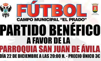 CF Talavera jugará un partido a beneficio de la 'iglesia redonda'