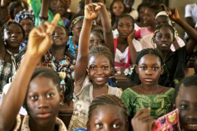 Benín, el crepúsculo de los niños esclavo necesitan alcanzar el objetivo óptimo de 50.100 €