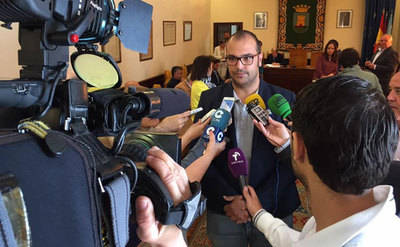 Bermejo solicita poner en marcha la Oficina de Captación Empresarial