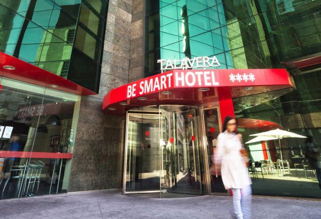 El hotel 'Be Smart' vuelve a abrir sus puertas tras la pandemia