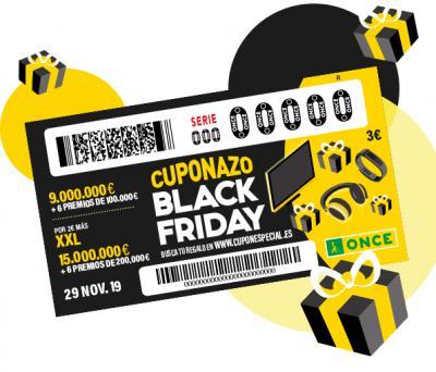 El Cuponazo de la ONCE del viernes reparte 11,4 millones en Socuéllamos, el mayor premio de los últimos 5 años en C-LM