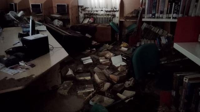 La Biblioteca de Cebolla busca donantes de libros