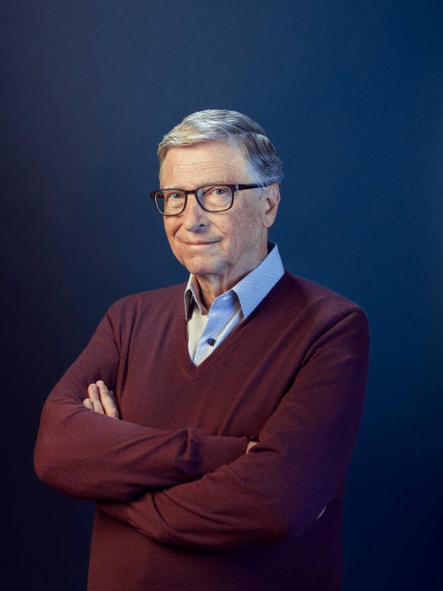 PANDEMIA   Bill Gates desvela la fecha en la que volverá la normalidad