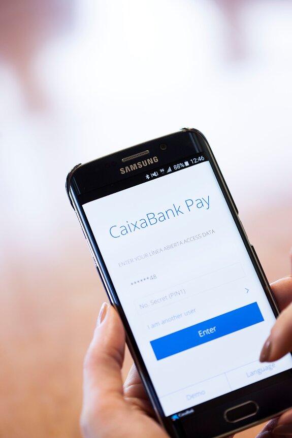 EL DATO   CaixaBank lidera el uso de Bizum
