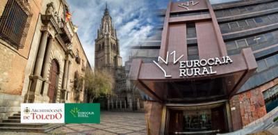 ESTADO DE ALARMA | Eurocaja Rural facilita el servicio Bizum al Arzobispado de Toledo para las donaciones