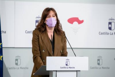 Blanca Fernández | JCCM