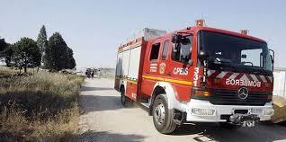 Intervinieron los bomberos de Illescas.
