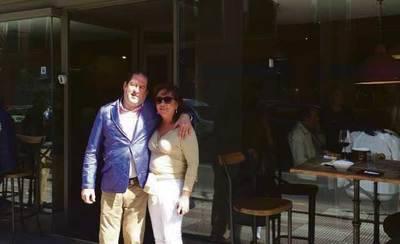 """Teresa de Jesús Tiemblo y Carlos Delgado se dieron el """"Sí quiero"""""""