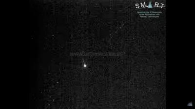 Una espectacular bola de fuego cruza CLM a 90.000km/h