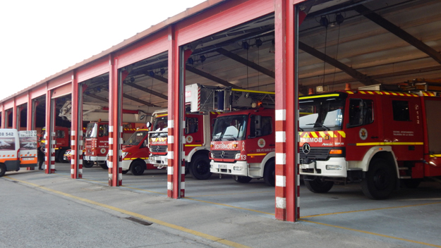 TALAVERA | Los Bomberos colaborarán con Cruz Roja y Cáritas