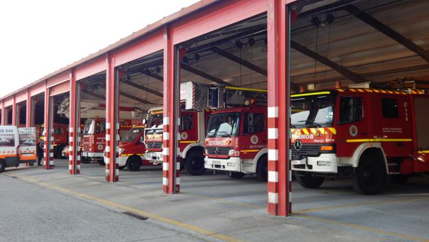 Herido un hombre por el incendio de su vivienda en Torrijos
