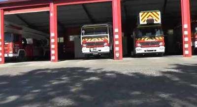 El camión de primera intervención de los bomberos de Talavera no pasa la ITV