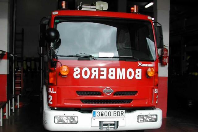 Cuatro afectados tras el incendio en una vivienda de Illescas