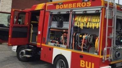 EN UN PUEBLO DE TOLEDO | Rescatados en la terraza de su casa tras huir de un incendio en el garaje