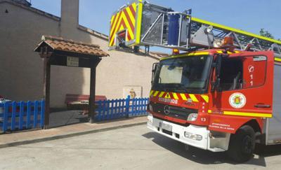 Logran extinguir el fuego de Navalmoralejo (Toledo)