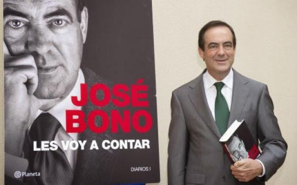 """José BONO: """"Les voy a contar"""""""