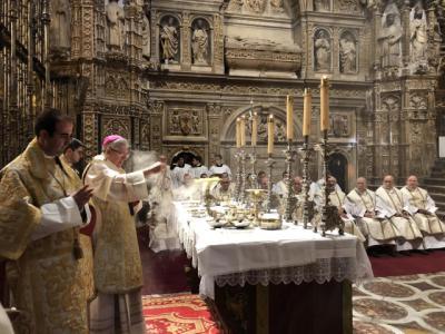 Diez años de Braulio Rodríguez al frente del Arzobispado de Toledo