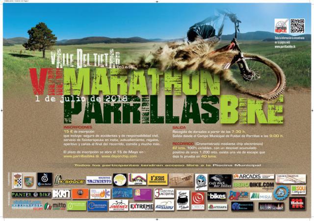 Vuelve la aventura con el 'Marathon Parrillas Bike'