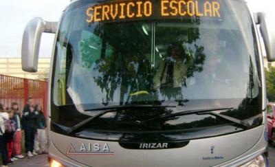 La Policía Local inicia una la campaña sobre control de transporte escolar y de menores