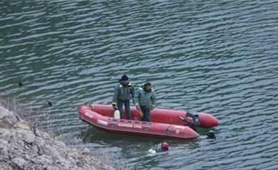 Se reanuda la búsqueda del cazador desaparecido tras caer al Tajo