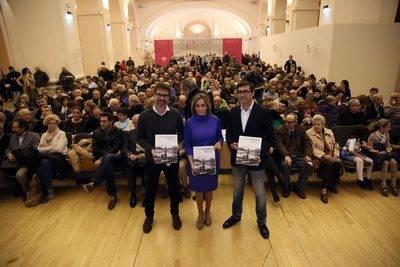 """Milagros Tolón destaca la labor de Sánchez Butragueño y su """"Toledo Olvidado"""""""