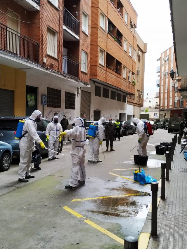ACTUALIDAD | El Ejército en Talavera y Cazalegas, este viernes