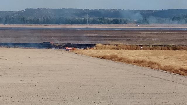 VÍDEO | Otro incendio cerca de la urbanización Prado del Arca