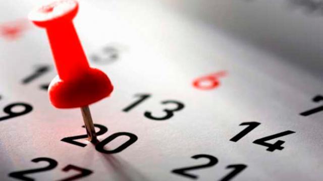 Consulta el calendario laboral con los festivos de Castilla-La Mancha para 2019