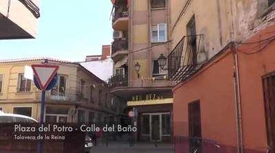 VÍDEO| La Casa de la calle del Baño sigue en un 'estado lamentable' dos años después de este vídeo